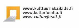 Kultturiakaikille -palvelun logo